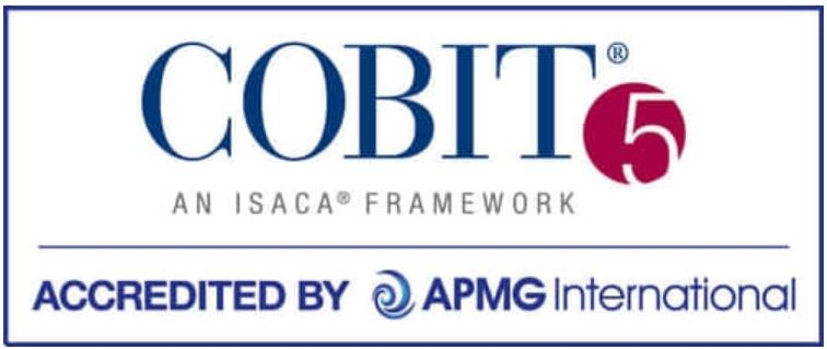COBIT5®Foundation认证