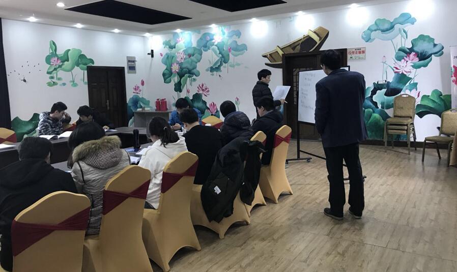 2018年3月18日四硕走进某银行提供云安全C-CCSK企业级培训